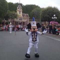 Photo taken at Main Street, U.S.A. by Jeff C. on 6/4/2012