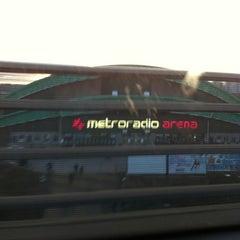 Photo taken at Metro Radio Arena by Josephine K. on 2/29/2012