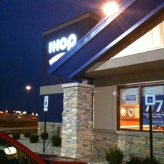 Photo taken at IHOP by Erin C. on 3/9/2012