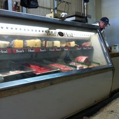 Photo taken at Yore Meat Market by Nilsa R. on 4/10/2012