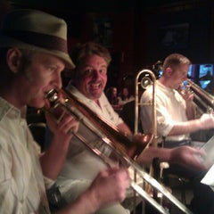 Photo taken at Tula's Restaurant and Jazz Club by David M. on 8/28/2012