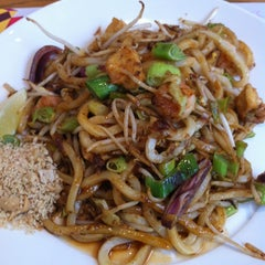 Photo taken at Wagamama by Thaís G. on 5/30/2012
