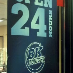 Photo taken at Burger King® by Stonewall S. on 5/12/2012