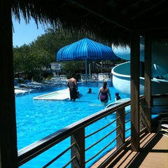 Photo taken at Big Kahuna's Water & Adventure Park by Mark H. on 6/27/2012