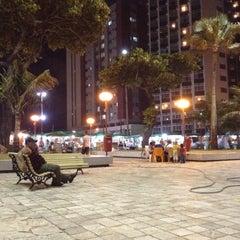 Das Foto wurde bei Praça de Boa Viagem von Thiago H. am 3/21/2012 aufgenommen