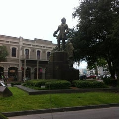 Photo taken at Jean Lafitte National Historical Park by Rex J. on 7/8/2012