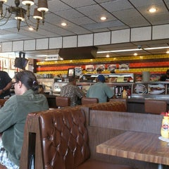 Photo taken at Langer's Delicatessen-Restaurant by M@ M. on 8/24/2012