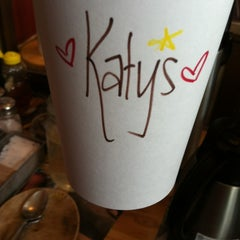 Photo taken at Katy's Corner Cafe by Melissa J. on 7/2/2012