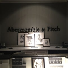 Photo taken at Abercrombie & Fitch by Susan E. on 5/20/2012