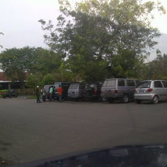 Photo taken at Lapangan Flores by Septia D. on 3/17/2012