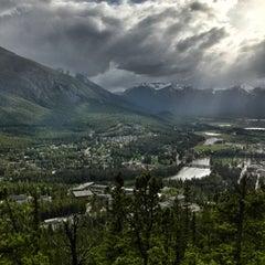 Photo taken at Banff National Park by Jess J. on 6/15/2012