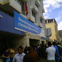 Photo taken at Ministerio de Relaciones Laborales by Roberto V. on 3/8/2012