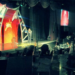 Photo taken at Comedy Club Stardome by Jenni L. O. on 5/3/2012