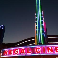 Photo taken at Regal Cinemas The Loop 16 & RPX by Jorge F. on 5/20/2012