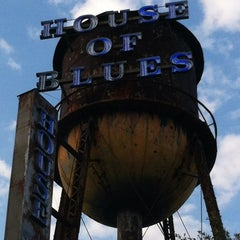 Photo taken at House of Blues by Rosanne S. on 4/11/2012