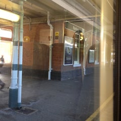 Photo taken at Norbury Railway Station (NRB) by Alex M. on 6/13/2012
