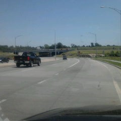 Photo taken at I-435 by Ivette S. on 5/27/2012