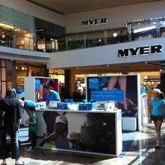 Photo taken at Myer by yu j. on 3/11/2012