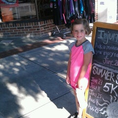 Photo taken at Big Dog Running Co. by Christopher S. on 6/19/2012