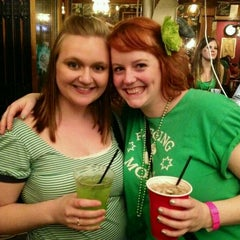 Photo taken at Claddagh Irish Pub by Nicole U. on 3/18/2012