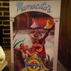 Photo taken at Mamacita's Mexican Restaurant by Santiago S. on 2/18/2012