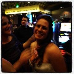 Photo taken at Vanity Nightclub VIP Room by Toby V. on 3/4/2012