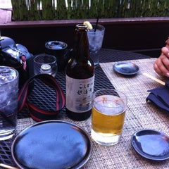 Photo taken at Sushi Roku by Los A. on 4/28/2012