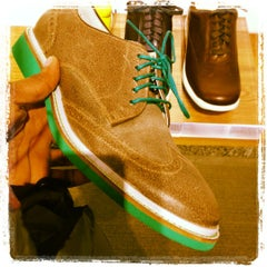 Photo taken at Cole Haan by Aaron B. on 4/1/2012
