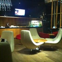 Photo taken at Wings Lounge by Oyku C. on 7/1/2012