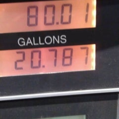 Photo taken at Kum & Go by Mike V. on 3/16/2012