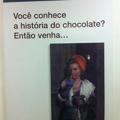 Photo taken at Fábrica Chocolate Araucária by Pedro M. on 6/30/2012