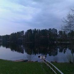 Photo taken at Rustholli by Timo K. on 5/16/2012