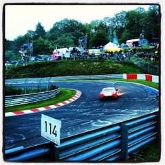 Photo taken at Nürburgring by Manuel T. on 5/17/2012