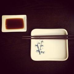 Photo taken at Hana by Sushi Hana by Doniree W. on 6/11/2012