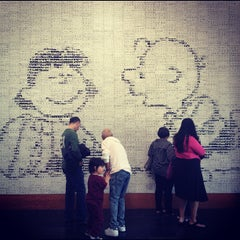 Photo taken at Charles M. Schulz Museum & Research Center by Taro M. on 4/7/2012
