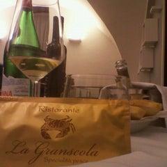 Photo taken at La Granseola by Valerio S. on 4/5/2012