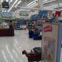 Photo taken at Walmart by Montserrat Castañeda on 8/7/2012