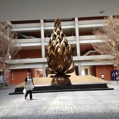 Photo taken at มหาวิทยาลัยมหิดล (Mahidol University) by Tunnngmay D. on 7/12/2012