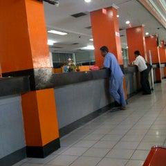 Photo taken at Kantor Pos Jakarta Utara by Aning K. on 4/25/2012