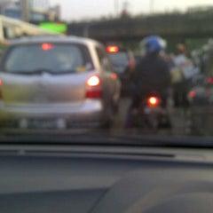 Photo taken at Perempatan Senen by erit z. on 4/16/2012