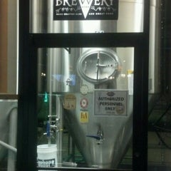 Photo taken at Moab Brewery by Keith B. on 8/1/2012