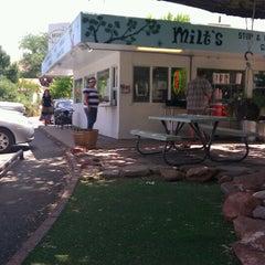 Photo taken at Milt's Stop & Eat by Scott T. on 6/24/2012