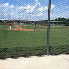 Photo taken at Warhill High School by Erin B. on 7/15/2012