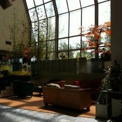 Photo taken at Hotel Kartika Graha by Priskila S. on 4/30/2012