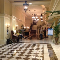 Photo taken at Astor Crowne Plaza – New Orleans French Quarter by Krista V. on 3/23/2012