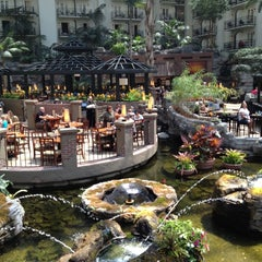 Photo taken at Gaylord Opryland Resort and Convention Center by Victor E. on 7/7/2012