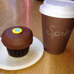 Photo taken at Sprinkles Cupcakes by jenny h. on 8/30/2012