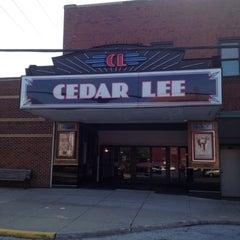 Photo taken at Cedar Lee Theatre by Karen P. on 5/13/2012
