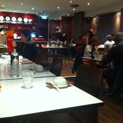 Photo taken at Mylan Restaurant by Remiel L. on 4/10/2012