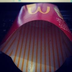 Photo taken at McDonald's by Kutty Zarktonee F. on 8/24/2012